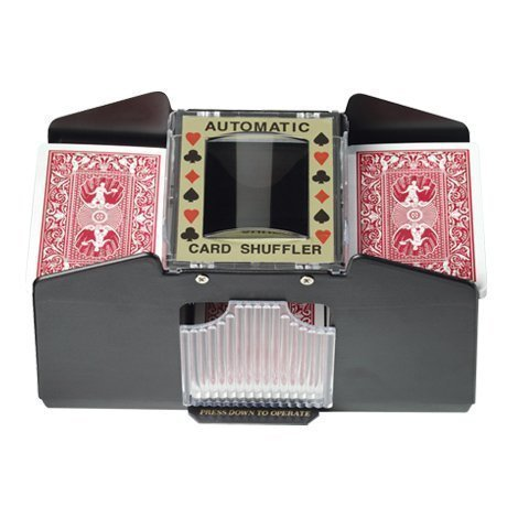 4 Deck Playing Card Shuffler
