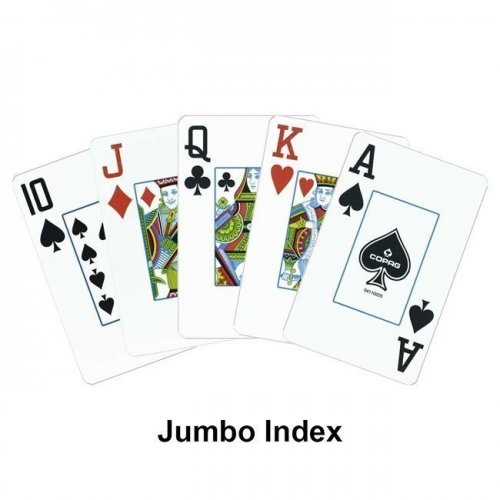 Copag Jumbo Index Playing Cards