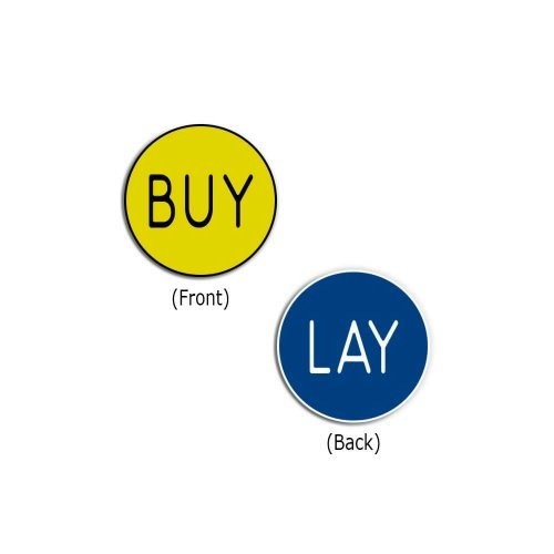 Craps Buy Lay Button