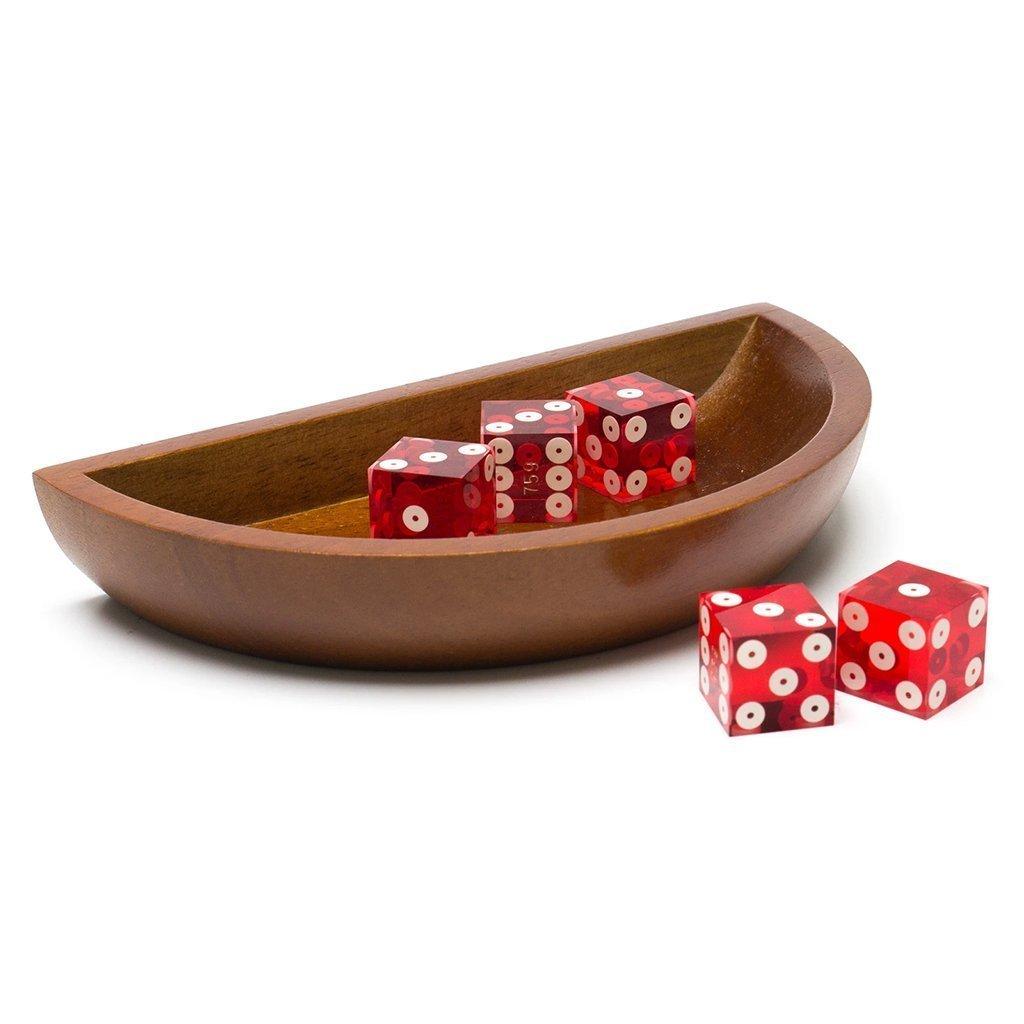 Craps dice boat
