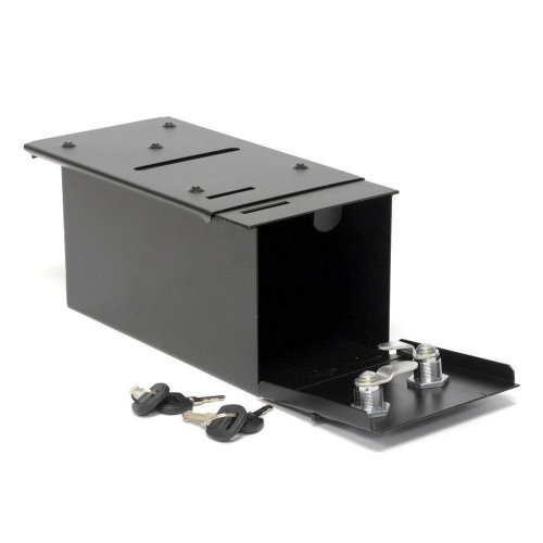 Homestyle Locking Drop Box