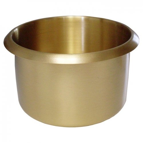 Jumbo Brass Cup Holder