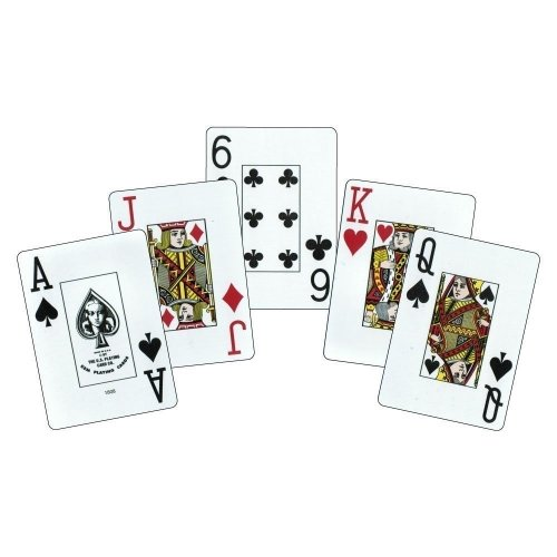 KEM Plastic Playing Cards