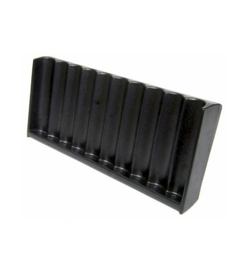 Plastic craps chip tray