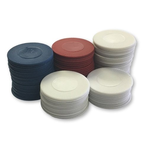 Plastic Poker Chips