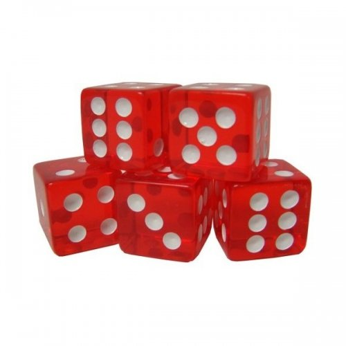 Red Dice 16MM
