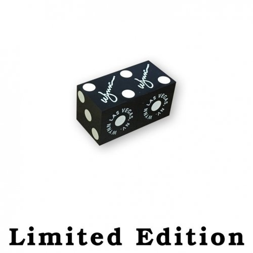 Wynn Casino Black Limited Edition Dice